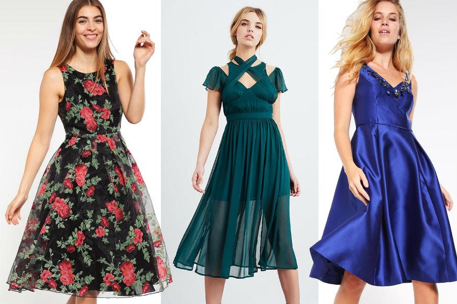 2cef984733 Sukienki na wesele  jaki model wybrać na wesele zimą