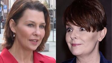 """Anna Popek: """"Kobiety na wysokich stanowiskach nie są szczęśliwe"""". Ostra odpowiedź Korwin Piotrowskiej"""