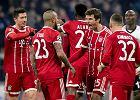 Bayern zmiażdżył grającego w dziesiątkę rywala! Gol Lewandowskiego!