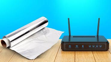 Sposób na zwiększenie sygnału Wi-Fi. Wystarczy puszka albo folia aluminiowa