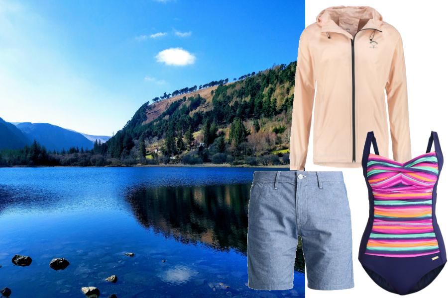 Co zabrać nad jezioro - wygodne ubrania / fot. Pixabay / mat. partnera