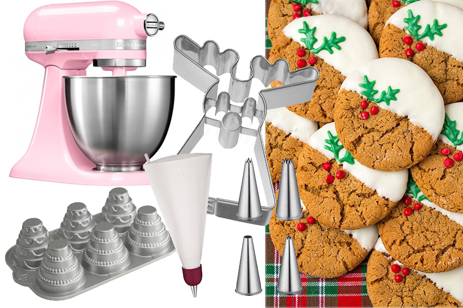 Do świątecznych słodkości