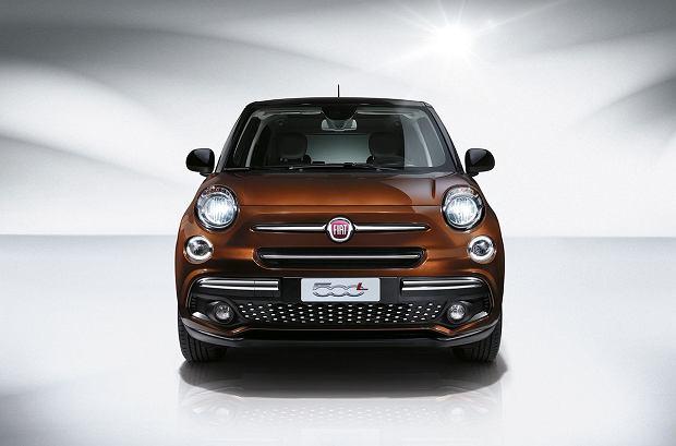W abonamencie Fiata można też kupić praktycznego minivana, model 500L, Fot. Materiały Partnera