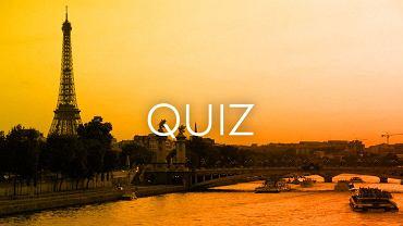 Takiego quizu z geografii Europy jeszcze nie rozwiązywaliście. Niby jest prosty, a średnia: 10/14