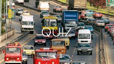 Tylko kierowca będzie w stanie zrobić ten quiz. Znajomość przepisów drogowych nie wystarczy