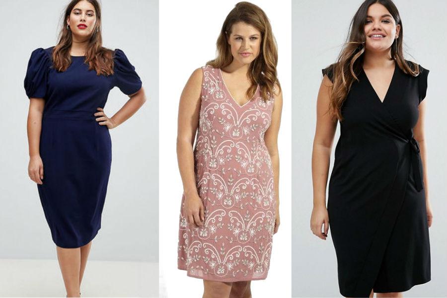 dae64c33a2 Sukienki na wesele dla pulchnych kobiet - w tych fasonach będziesz ...