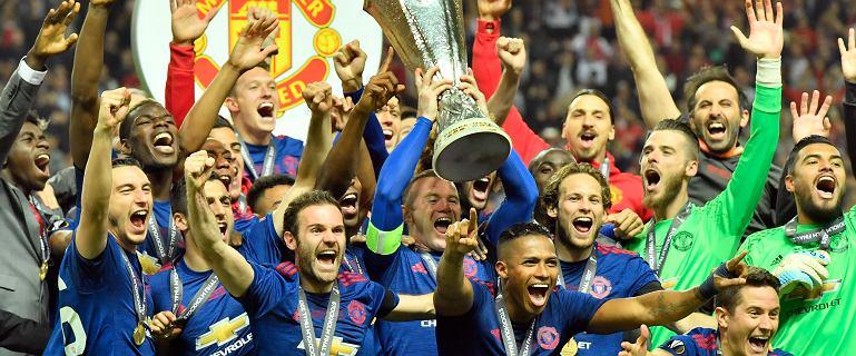 Manchester United wygrywa Ligę Europy. Ajax bez szans!