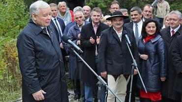 Olbrychski: Kaczyński znalazł najskuteczniejszy sposób dochodzenia do władzy i jej utrzymania