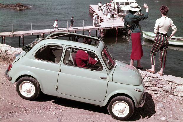 <b>Piękna &quot;Pięćsetka&quot; zadebiutowało dokładnie 60 lat temu - w 1957 roku. Teraz jest jedną z ikon europejskiej motoryzacji. </b><br>Fot. Materiały Partnera