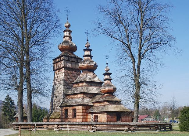 Cerkiew greckokatolicka św. Paraskewii w Kwiatoniu wpisana na listę UNESCO