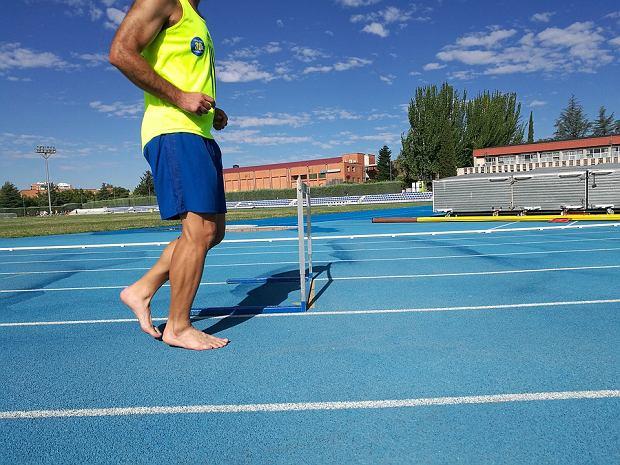 Stopy - najważniejszy atrybut każdego biegacza