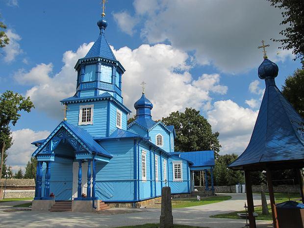 Cerkiew Podwyższenia Krzyża Pańskiego w Narwi