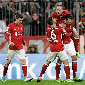 Niespodzianka! Bayern odpada z Pucharu Niemiec! Nieskuteczny Lewandowski