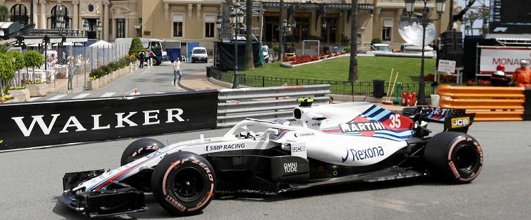 Wstydliwa wpadka zespołu Roberta Kubicy podczas GP Monaco. Na własne życzenie