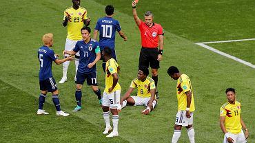 Paradoksalnie porażka Kolumbii to dla nas dobra informacja. Rywal ma problemy