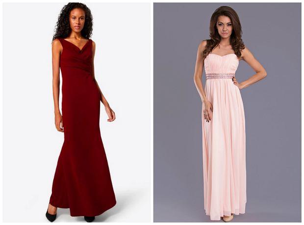 36e42a7742 Sukienki koktajlowe i suknie wieczorowe - przegląd fasonów na ...