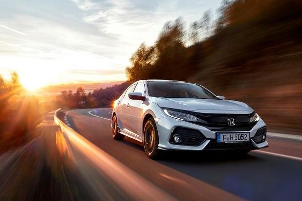 Honda Civic X | Pierwsza jazda -