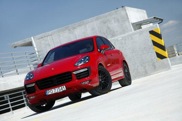 Porsche Cayenne GTS | Test -