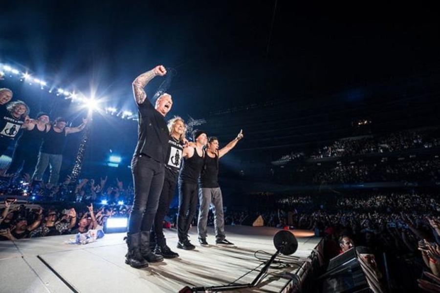 Metallica jest na skraju rozwiązania...