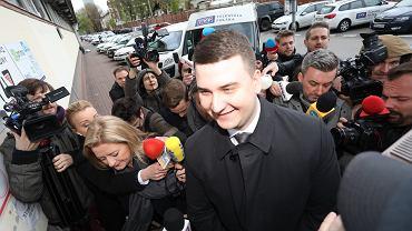 Nieoficjalnie: Bartłomiej Misiewicz dostanie nową pracę. I to w... telewizji