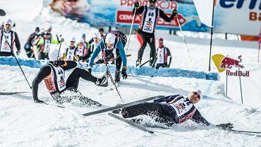 Andrzej Pradziad i Anna Mąka wygrywają Red Bull Bieg Zbójników [ZDJĘCIA]