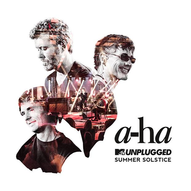 Okładka albumu A-ha! 'MTV Unlpugged - Summer Solstice'