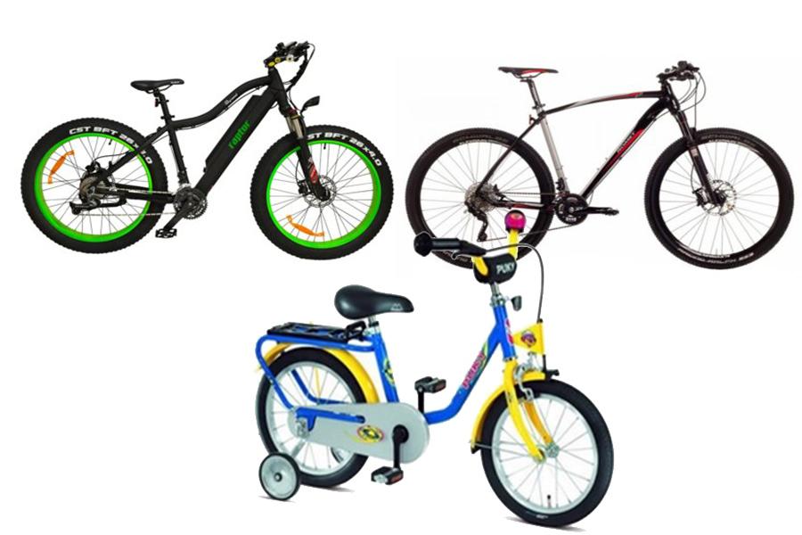 Pierwszy rower z pedałami