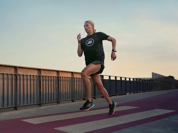 Jeden z najszybszych biegaczy amatorów w Polsce!