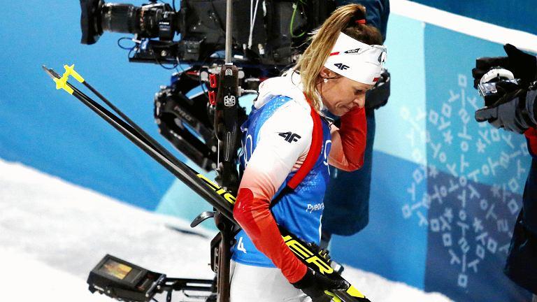 """Trener polskich biathlonistek: """"To strasznie boli, ale jestem dumny"""" i te słowa o Weronice Nowakowskiej"""