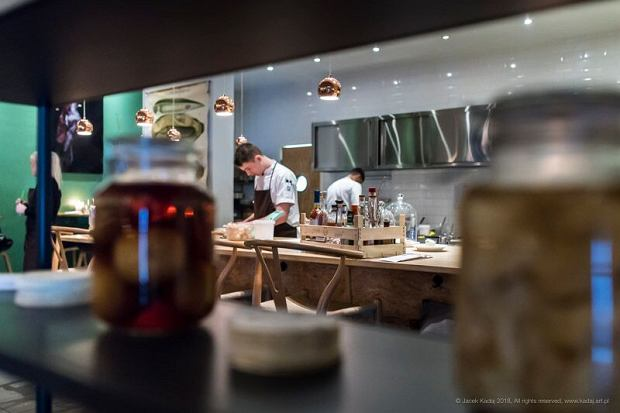 Bord 13 - jedna z najsłynniejszych restauracji Malmö.