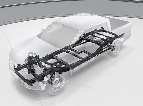 <b>Mercedes Klasy X</b> Fot. materiały partnera