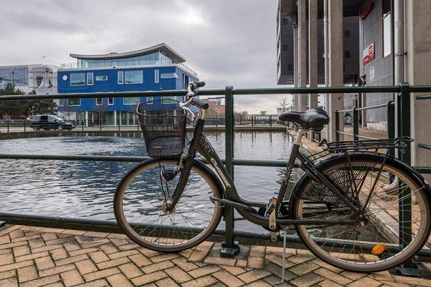 Dawne przemysłowe tereny Malmö stanowią teraz ultranowoczesną dzielnicę mieszkaniową
