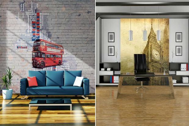 london, mieszkanie, wnętrza, dodatki