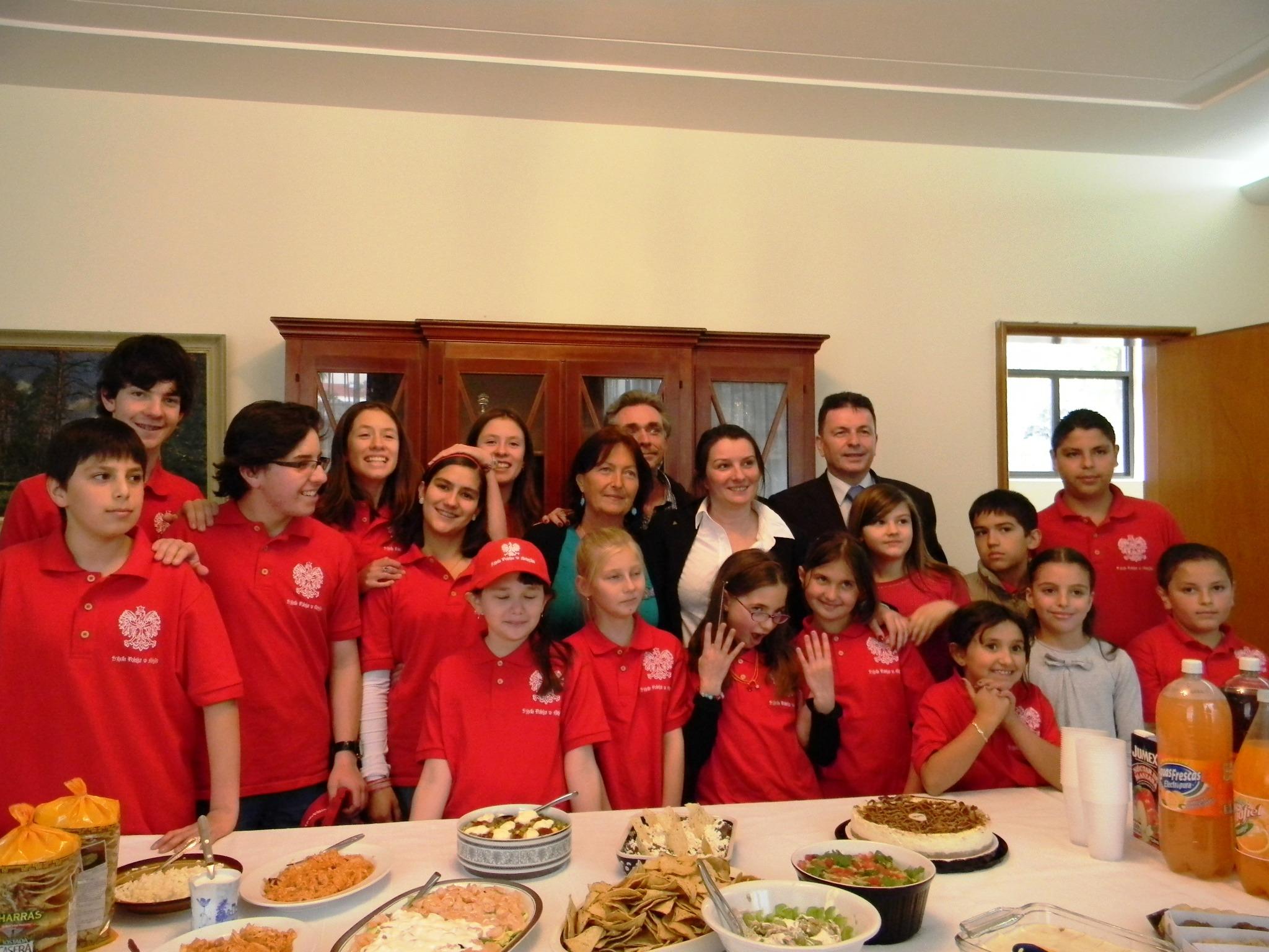 Polska szkoła w Meksyku utrzymywana jest za rządowe pieniądze (fot. archiwum ambasady Polski w Meksyku)