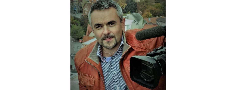 Daniel Liszkiewicz od 2012 roku zajmujący się problematyką rynku odpadów w Polsce (archiwum prywatne)
