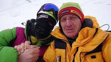"""Wyprawa na K2. Urubko opowiada o halucynacjach: """"Zerwałem tyle bananów, ile tylko się dało"""""""