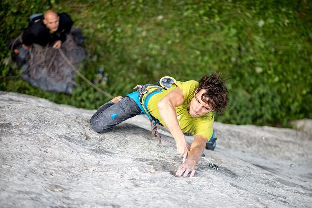 Stefan Madej, Mistrz Polski w boulderingu, ambasador Mitsubishi 4 żywioły