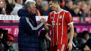 Lewandowski już się cieszył. A wychodzi na to, że na razie nic z tego. Trener Bayernu tonuje