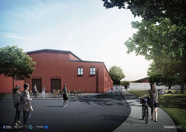 Dawne Zakłady Górnośląskich Kolei Wąskotorowych w Bytomiu, zdrobniale nazywane Rozbanką, doczekają się rewitalizacji