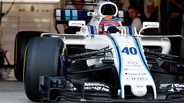 """Kubica skomentował zatrudnienie w roli kierowcy zespołu Williams. """"Jestem w najlepszej formie w życiu"""""""