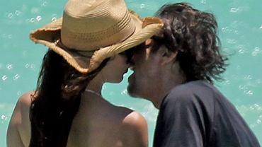 Al Pacino skończył 77 lat. Świętował na plaży z dużo młodszą ukochaną
