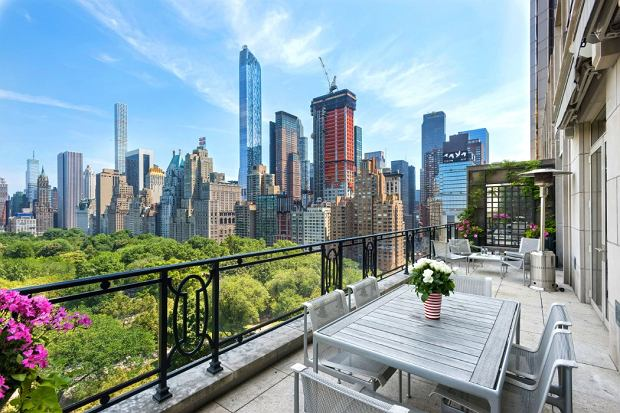 Sting sprzedaje swój apartament w Nowym Jorku