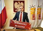 """""""Dobra ściema"""". Burmistrz Błaszek, były działacz PiS, ostro do Szydło"""