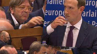"""Zuckerberg przedstawił w Brukseli """"nowy wspaniały świat"""". Ale gdzie są odpowiedzi na pytania?"""