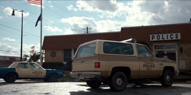 Chevrolet Blazer K5 1980' Stranger Things