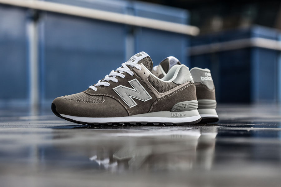 d92d7eb8b46 New Balance 574 GREY  Legacy of Grey  Pack  najpopularniejszy model ...