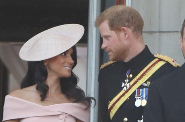 Oczym rozmawiali Meghan i Harry na urodzinach królowej? Specjalista od czytania z ruchu warg przytoczył rozmowę