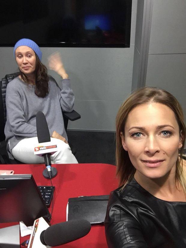 nagranie programu 'Najlepszy weekend' w Radiu Złote Przeboje