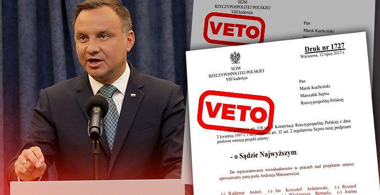 Po decyzji prezydenta o podwójnym wecie PiS zwołał naradę w siedzibie na Nowogrodzkiej