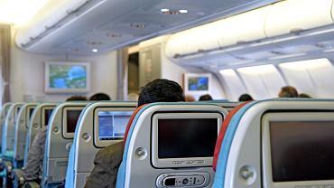 Będą miejsca stojące w samolotach? Włoski producent ma już na to pomysł. Pokazał projekt